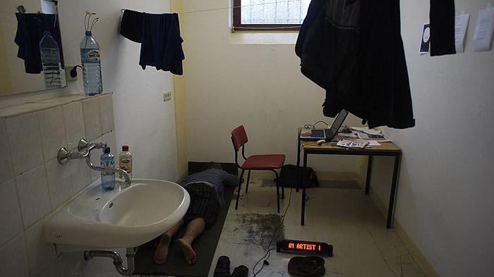 Pasożyt / Parasite - Begehungen, Chemnitz, Niemcy, Germany