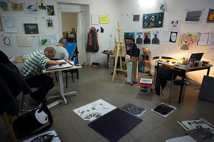 """Zakład Malarstwa """"Nie Do Odrzucenia"""", 2014-2016"""