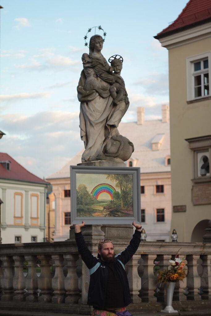 parasite_pasozyt-obraz_strajkujacy-strike_painting--1os-protest-lgbt-lgbtqia-wroclaw-09-2020-fot_archiwum_prywatne