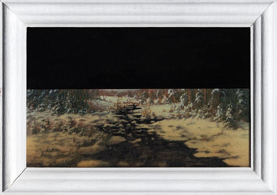 Krajobraz antropocenu (strumyk) / Anthropocene's landscape (stream)