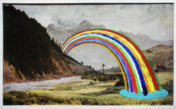 Tęcza z nie wiem czym / Rainbow with I don't know what