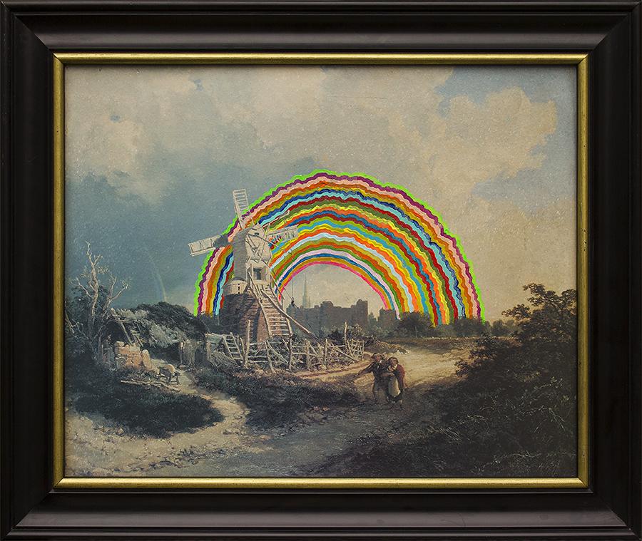 Tęcza nie obraża / Rainbow doesn't offend