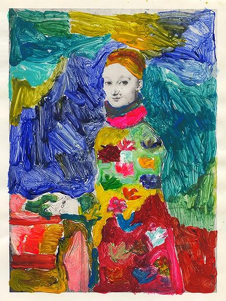 14- Social-parasite-painting---Sketch--Nikola-03