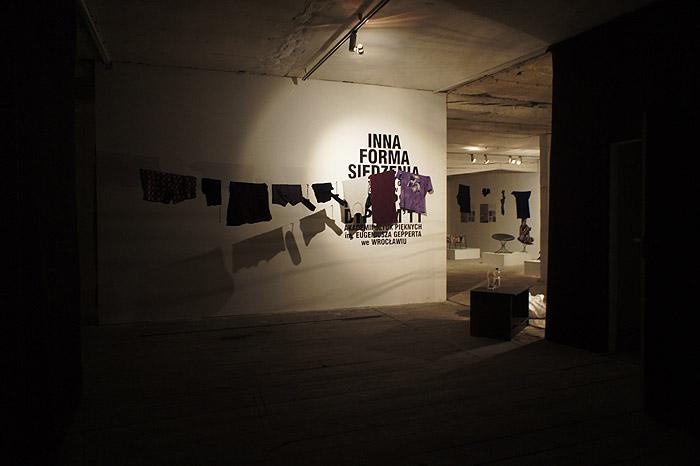 Pasożyt / Parasite - BWA Wrocław, Polska