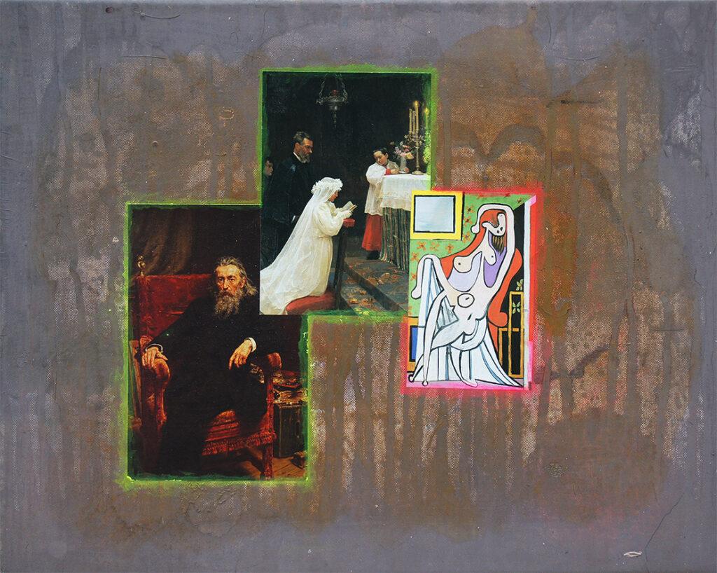 Picasso w wieku 15 lat był tak samo ciekawy jak Matejko rok przed śmiercią