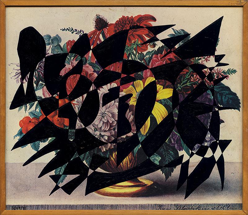Czarny X (bukiet Joan'a) / Black X (Joan's bouquet)