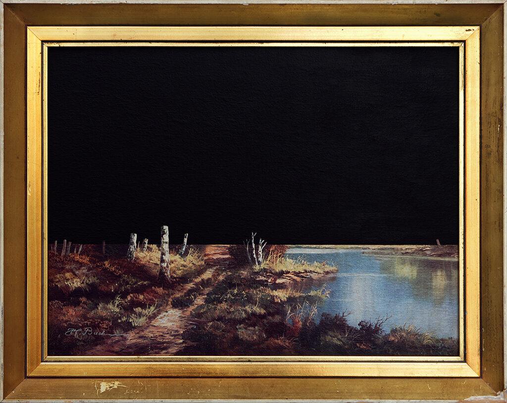 Krajobraz antropocenu (Jezioro marzeń) / Anthropocene's landscape (Dawson's creek)