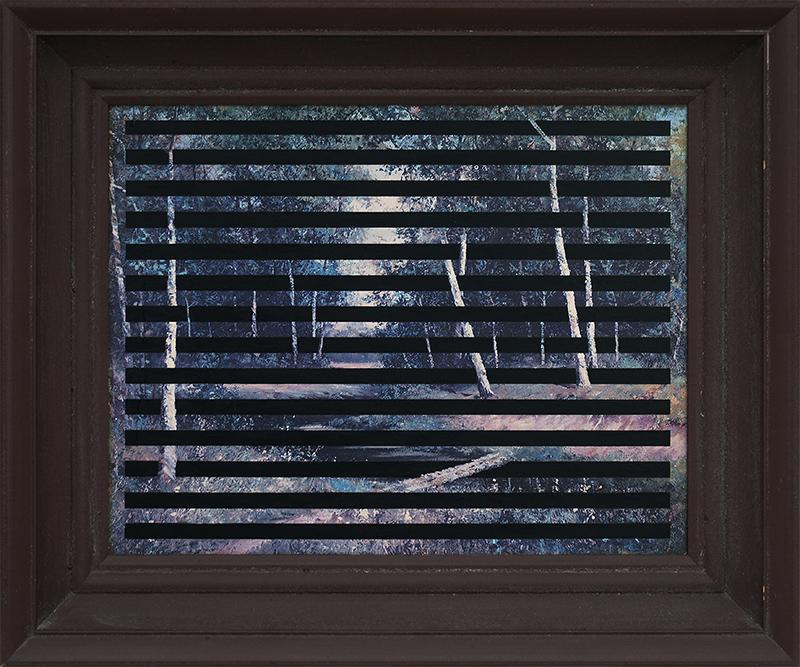 Czarne Ramy(w poszukiwaniu oddechu) / Black Frames(in search of breath)