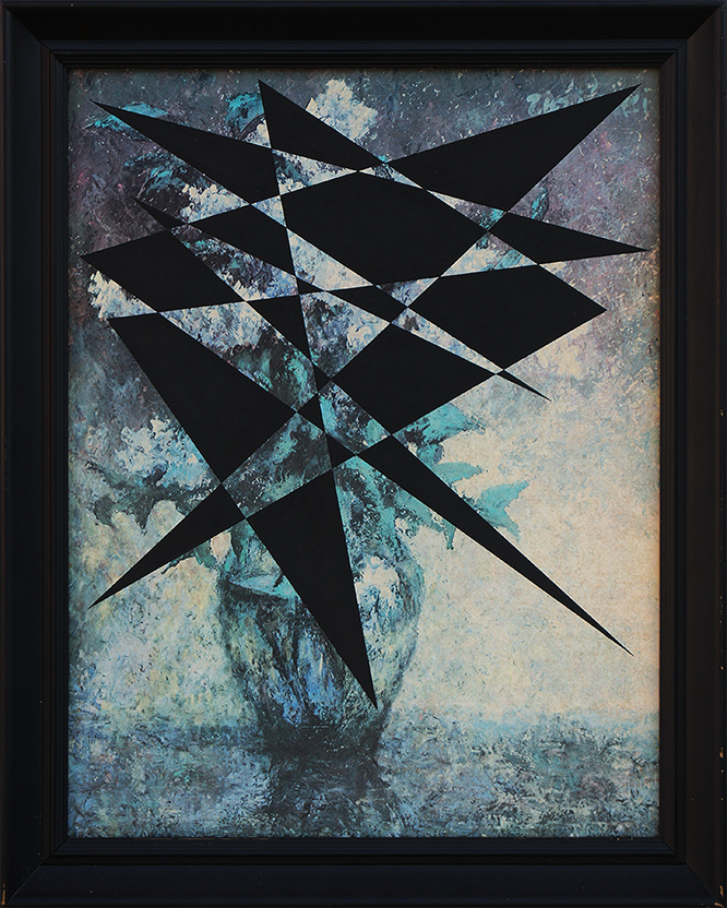 Czarny X (kwiatostan) / Black X