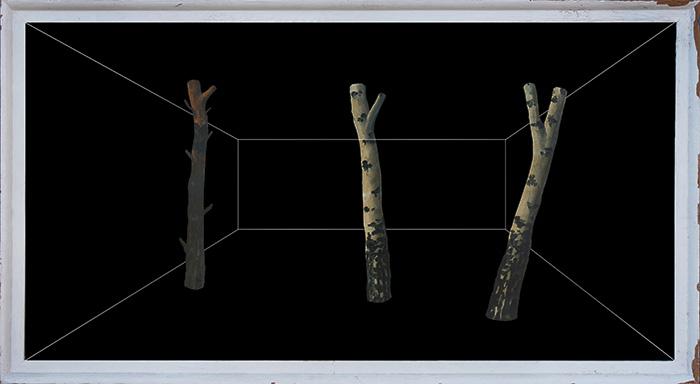 Martwe drzewo / Dead wood