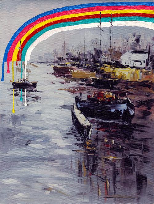Port Rainbow