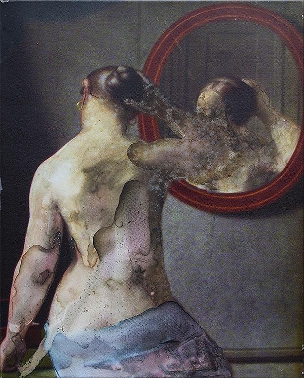 Krzywe zwierciadło / Distorting mirror