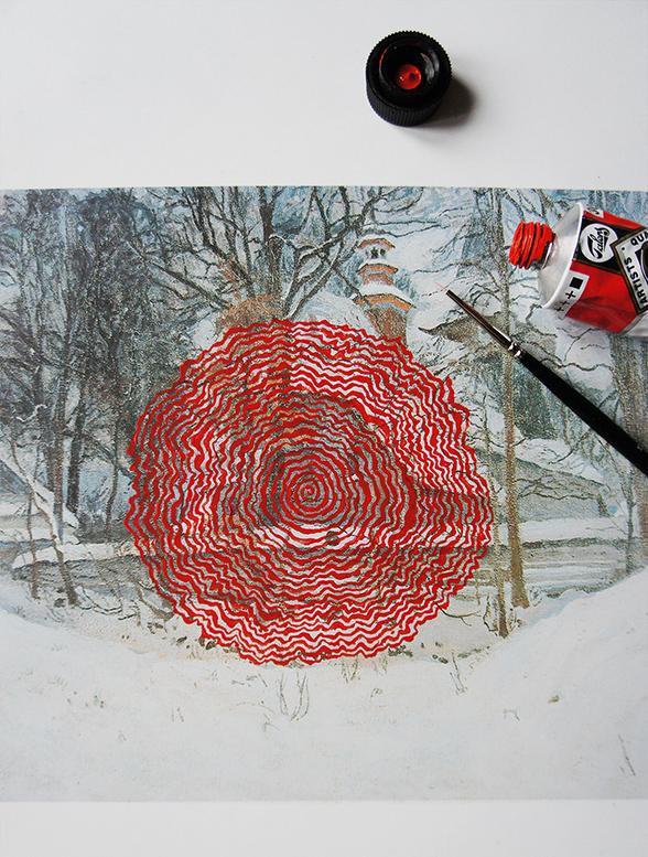 parasite-pasozyt--2020--red-spiral-